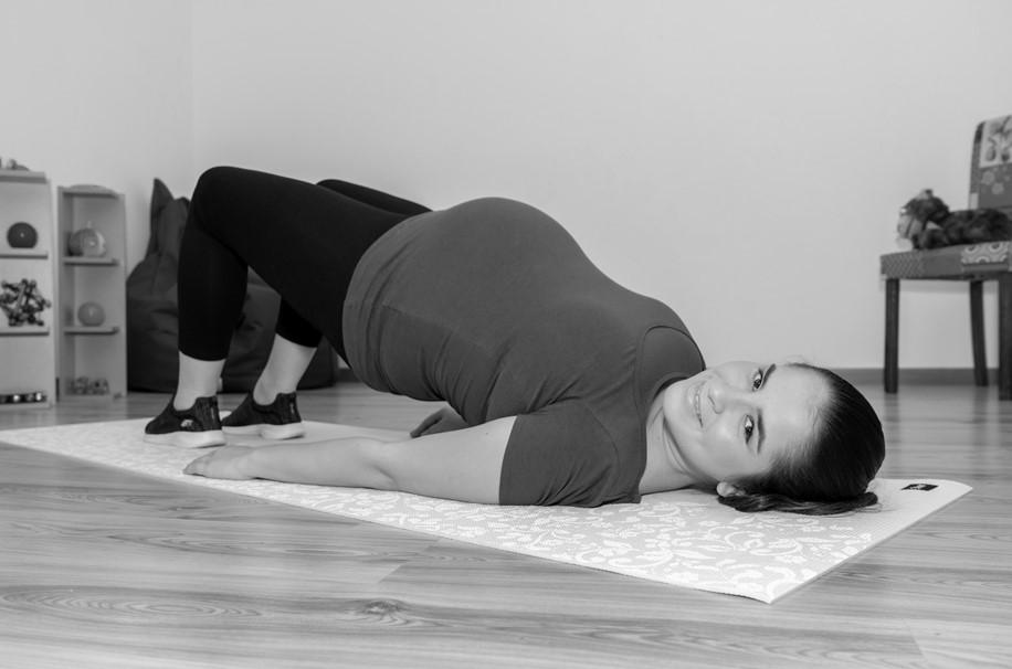 Bauchzwergerl Workout Bild4